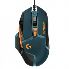 Mouse Gaming Logitech G502 Hero RGB Odyssey League of Legends Edition
