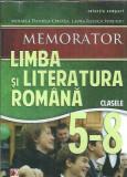 Memorator Limba si literatura romana Clasele 5-8, Clasa 7, Limba Romana