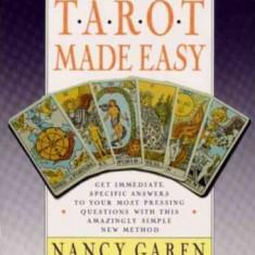 Tarot Made Easy-Inedit-CARTE VRAJI,MAGIE,RITUALURI cu carti de tarot- LIVRARE24h