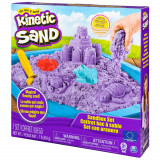 Cumpara ieftin Set nisip kinetic complet mov Kinetic Sand