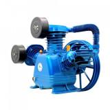 Cumpara ieftin Cap compresor de aer cu 3 pistoane compresie in doua etape 900l/min 12.5 bari BARRACUDA 3090TS BLUE EDITION B-AC3090TS
