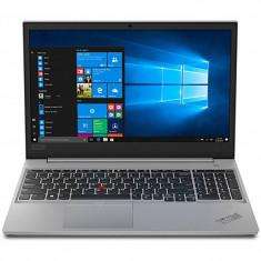 Laptop Lenovo ThinkPad E590 15.6 inch FHD Intel Core i5-8265U 8GB DDR4 256GB SSD Windows 10 Pro Silver, 8 Gb, 256 GB