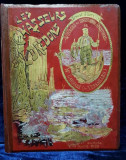 LES CHASSEURS D'EDREDONS, VOYAGES ET SINGULIERES AVENTURES DE M. BARNABE par ERNEST D'HERVILLY - PARIS, 1896