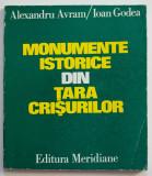 Alexandru Avram; ioan Godea - Monumente istorice din Țara Crișurilor