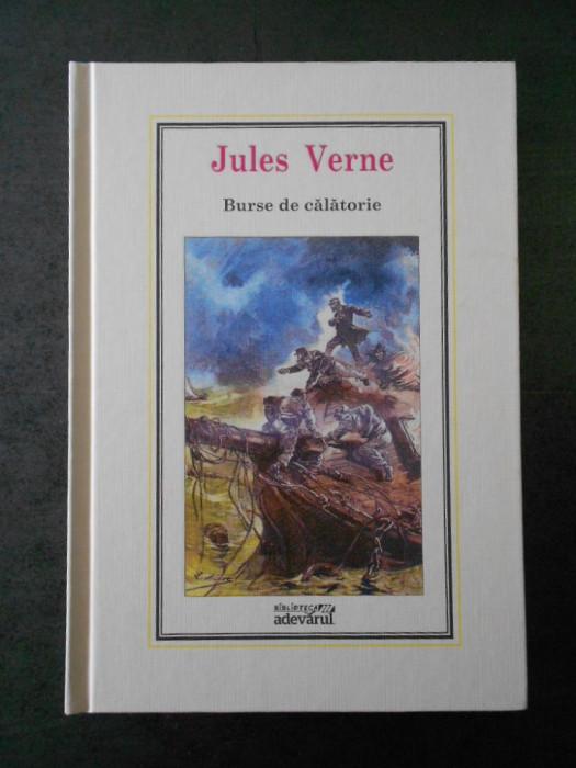 JULES VERNE - BURSE DE CALATORIE (Adevarul, nr. 17)