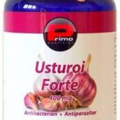 Usturoi forte+ vitamina e naturala - 400 mg- 120 capsule