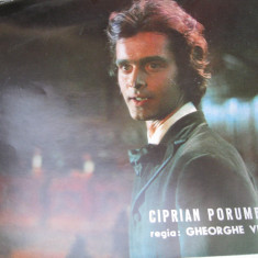 Film/teatru Romania - fotografie originala (25x19) - Ciprian Porumbescu