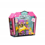 Set de joaca tematic Doorables S1 - Rapunzel, Moose