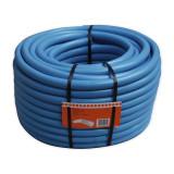 Furtun pentru gradina Verve, 50 m x 19 mm, 24 bar, plastic, Albastru, General