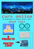Curs online de inițiere în Scratch si Arduino pentru copii