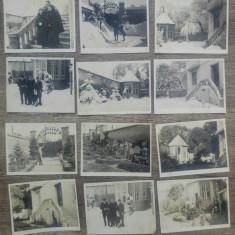 Locuinta din Romania interbelica// lot 12 fotografii