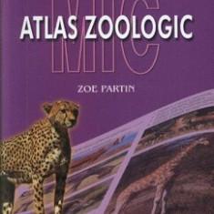 Mic atlas zoologic/Zoe Partin