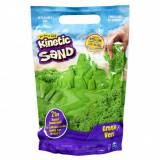 Rezerva nisip colorat Kinetic Sand, Verde, 900g