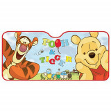 Parasolar fata Disney 1buc 60x130cm - Winnie the Pooh Garage AutoRide
