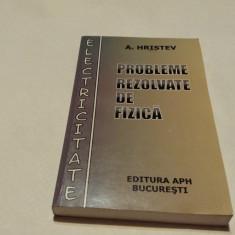 PROBLEME REZOLVATE DE FIZICA  A.HRISTEV -ELECTRICITATE--RF14/0