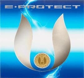 Dispozitiv de protectie impotriva radiatiilor, Stickerul E-Protect, CaliVita