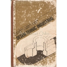 Desen Tehnic Industrial - Gh. Bogoevici, F. Anghel, V. Avram, S. Bizadea