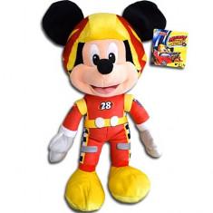 Figurina de plus Mickey Mouse Disney Roadster Racers 25 cm
