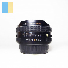 Obiectiv SMC Pentax Fish-Eye 17mm f/4