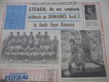 Sportul Supliment Fotbal(24 06 1988), Steaua si Dinamo in finala Cupei Romaniei