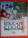 Educatie civica - Dumitra Radu
