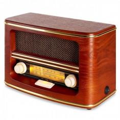 Radio Retro Belle Epoque 1905 FM & AM Lemn Vintage