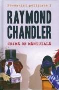 Povestiri politiste, vol. 2 -Crima de mantuiala foto
