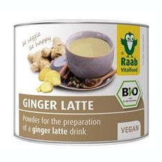 Bautura Instant Ghimbir Latte Bio 70gr Raab Cod: 4019839836977