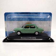 Macheta Renault 12 Dacia 1300 1/43 Argentina