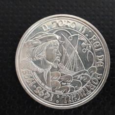 1000 escudos 1995 argint