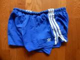 Pantaloni scurti vintage Adidas Made in Yugoslavia. Marime XL, vezi dimensiuni, Din imagine