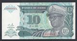 A6343 Zaire Zair 10 zaires 1993 UNC