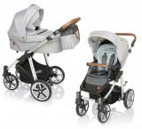 Carucior multifunctional 2 in 1 Baby Design Dotty 07 Gray 2019