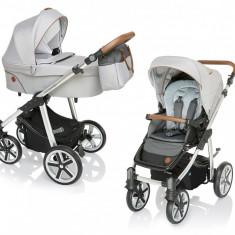 Carucior multifunctional 2 in 1 Baby Design Dotty 07 Gray 2019