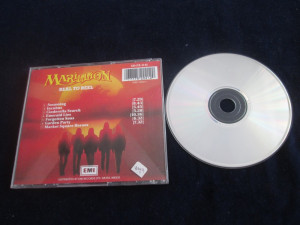 Marillion - Real To Real _ cd,album _ EMI ( 1987, Germania)