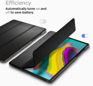 Husa Spigen Smart Fold Samsung Galaxy Tab S5e 10.5 inch Black