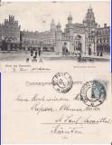 Cernauti  (Bucovina) -cenzura WWI, WK1-clasica