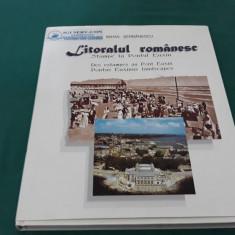 LITORALUL ROMÂNESC*STAMPE LA PONTUL EUXIN/ MIHAIL ȘERBĂNESCU/ 1998