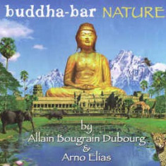 CD+DVD - Buddha-Bar-Nature, original, sigilat