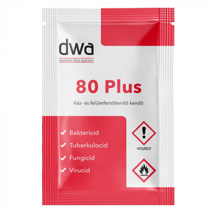 Pachet 50x Servetele Medicale Dezinfectante Anti-Virus pentru Maini si Suprafete