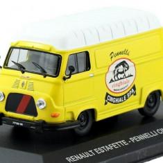 Macheta Renault Estafette PENNELLI CINCHIALE - 1974 scara 1:43 IXO
