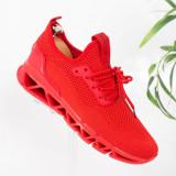 Pantofi sport rosii barbati MDL00371