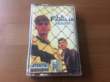 la familia bine ai venit in paradis caseta audio muzica hip hop rap cat music