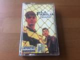La familia bine ai venit in paradis caseta audio muzica hip hop rap cat music, Casete audio