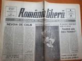 Romania libera 1 martie 1990-martisor romanesc,costica dobre erou sau impostor