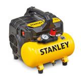 Compresor Silent fara ulei 1CP 8bar 105l/min Stanley - DST 100/8/6