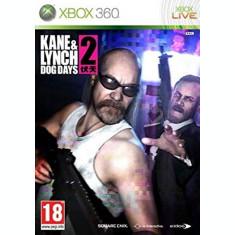 Joc XBOX 360 Kane & Lynch 2 Dog Days - B