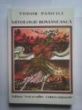 Tudor Pamfile - Mitologie romaneasca