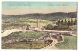 5147 - ORAVITA, Caras-Severin, Railway, Romania - old postcard - used - 1911