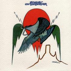 Eagles On The Border LP remastered (vinyl)
